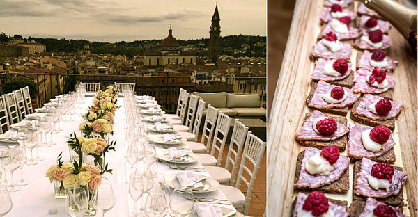 LE CIRQUE FIRENZE - Catering et Banqueting Tuscany