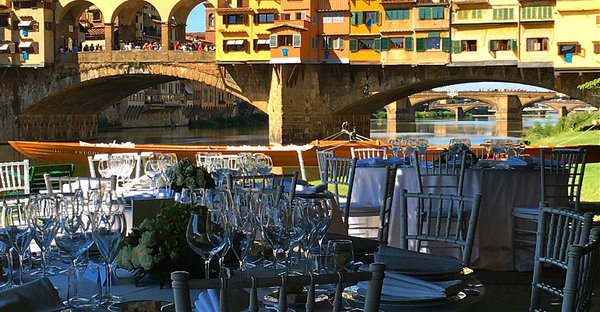 LE CIRQUE FIRENZE - Catering Matrimoni a Firenze